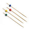 Bamboo Bead Picks 3.5inch