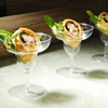 Tiny Temptations Mini Plastic Margarita Glasses 2oz / 60ml