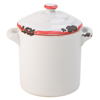 Avebury Red Mini Pot 2.25inch / 6cm