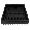 Rubber Square Drip Tray