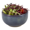 Rustic Green Round Bowl 12.5cm