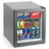 Frostbite Mini Fridge Silver